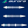 Aurora A320ceo Seat Maps