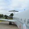 RAF VC10 - Brize Norton