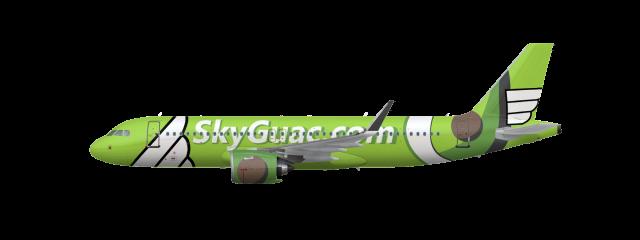 SkyGuac a320