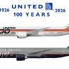 united 100