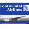 Continental 767 400ER