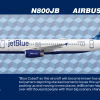 Jetblue A320 New Tail Concept Submission