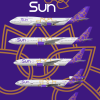 Sun Airlines Fleet
