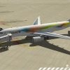 DeluxeAir Airbus A330 Angel Dust Special paint scheme