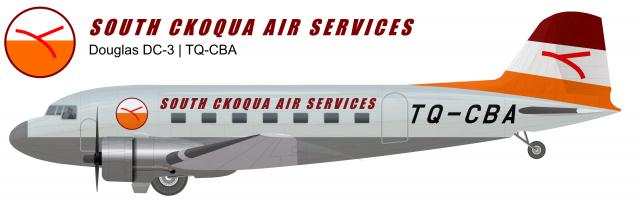 South Ckoqua Air Services - Douglas DC-3