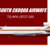 South Ckoqua Airways - Boeing 727-200