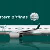 Boeing 757-200 Northeastern Airlines