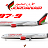 Jordanair 787s