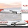 Austrian Airlines - Boeing 787-9