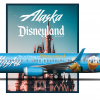 """Boeing 737-900ER N318AS """"We're Going to Disneyland!"""" Livery (Alaska Airlines)"""