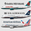 N651AW: A History   America West Airlines   US Airways   American Airlines   Airbus A320-232