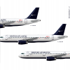 Airbus A320 Family Poster
