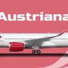 Airbus A350-900 Austriana