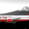 Air Fuji 737-400   JA8832