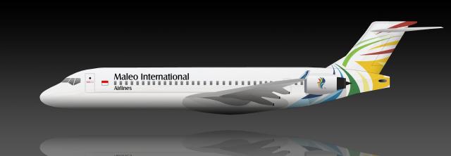 Maleo International Airlines ARJ-21-700