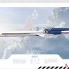 Aerion Supersonic AS2 JAT Yugoslav Airlines Jugoslovenski Aerotransport