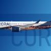 Coral Air A220-300 ''Modern'' Livery