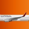 Boeing 767-300ER | 1998-2009 livery