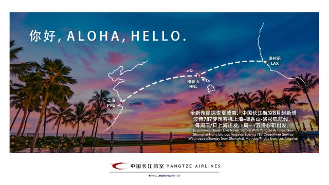 YZ Hawaii Poster
