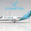Coastal Cessna Citation CJ-3 2016 Livery