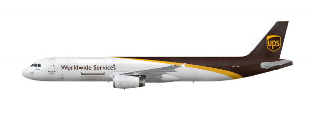 Airbus A321P2F UPS | What If...?