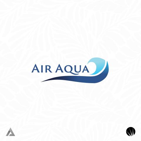 Air aqua square