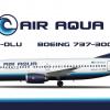Air Aqua 737 300
