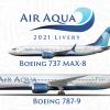 Air Aqua 2021 poster
