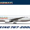 Samoan Pacific   767-200(ER)   5W-GAY