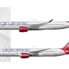 1. Virgin Atlantic 2-Pack
