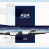 American Overseas Airways | Boeing 747-100BA