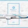 Raqiya Israeli Airlines | Boeing 787-9
