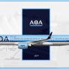 American Overseas Airways | Boeing 757-200