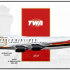 Trans World Airlines | Boeing 747-8I