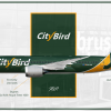 CityBird | Boeing 787-8