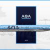 American Overseas Airways | Douglas DC-9-50