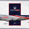 Flying Tiger Line | Boeing 747-400F