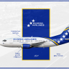 Bosnia Airlines | Boeing 737-500