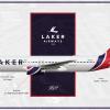 Laker Airways, Inc. | Boeing 767-300ER