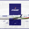 MALEV Hungarian Airlines | Boeing 737-800