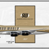 Seaboard World Airlines | Boeing 747-8F