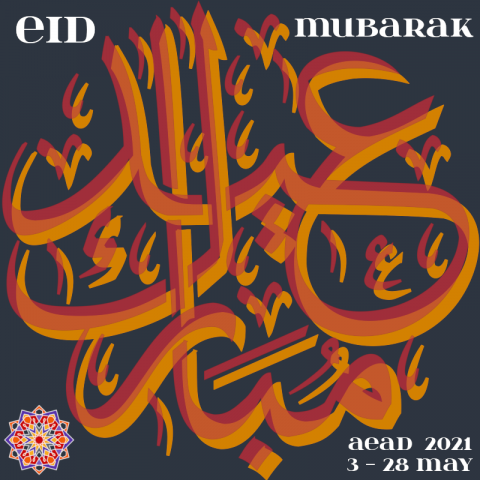 Eid Mubarak | AEAD 2021