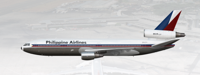 Philippine Airlines DC-10-30