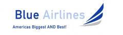 Blue Airlines New Logo