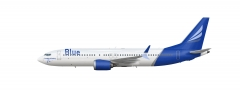 Boeing 737 MAX 8 Blue Airlines