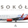 Falcon 737 700 special