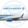 Air Hawaii | 2010s | Boeing 737-800