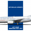 Seychellen B737-700