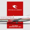 Seychellen B737-300