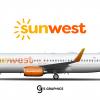 SunWest Boeing 737-800 V5
